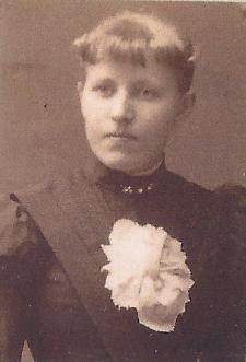 Ingrid Ingeborg Svensdotter