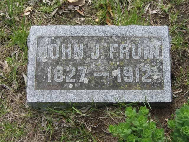 John Fruin