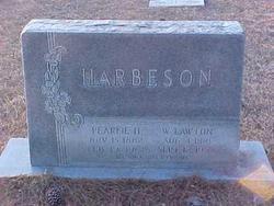 William Byrd Harbeson
