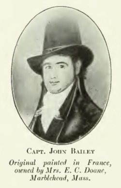 Captain John Bailey