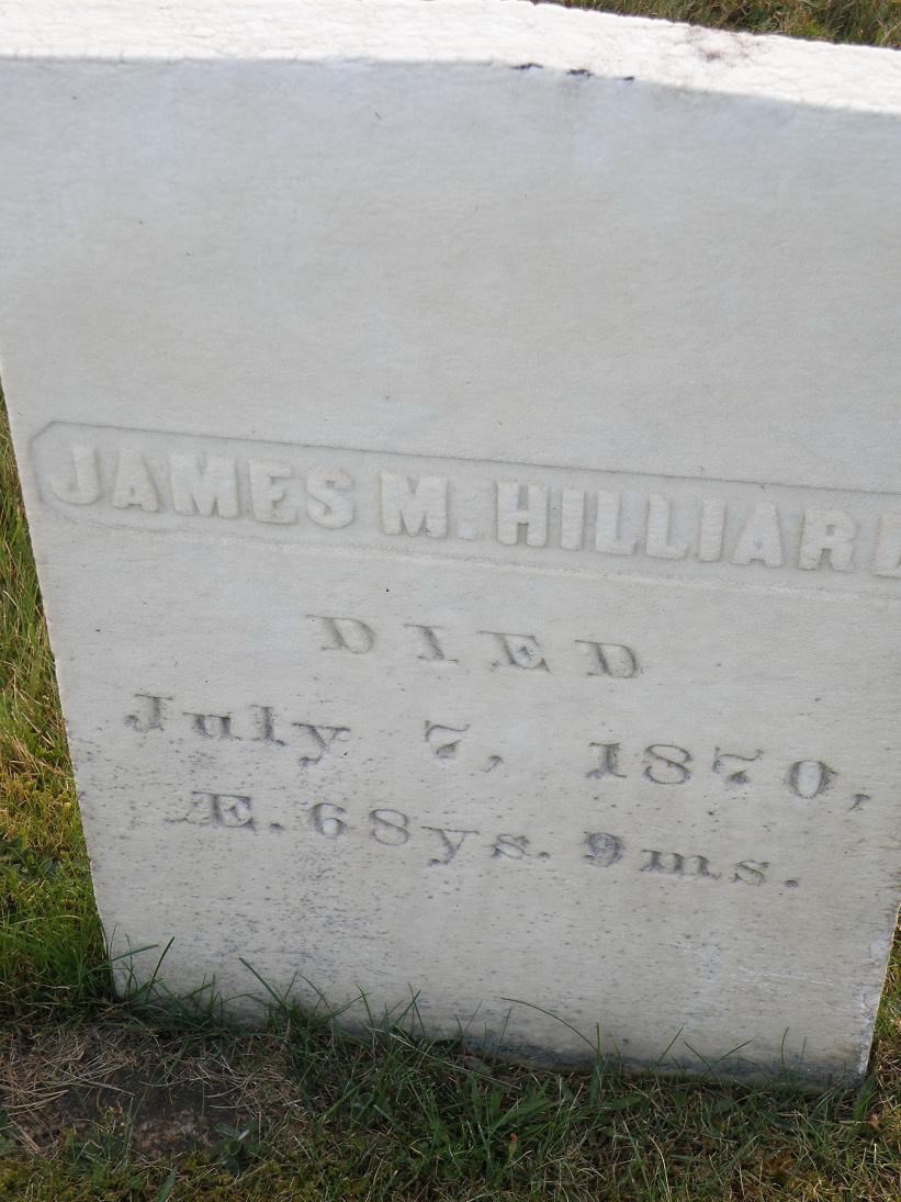 James Hilliard