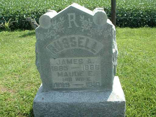 Albert James Russell