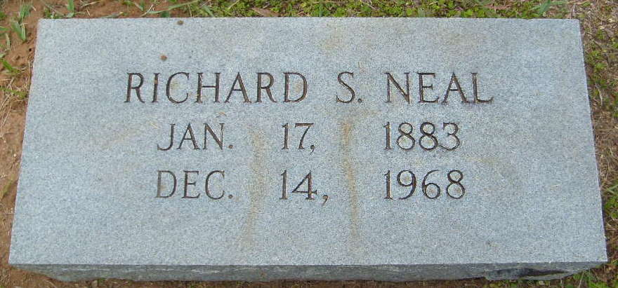 Richard Lee Neal
