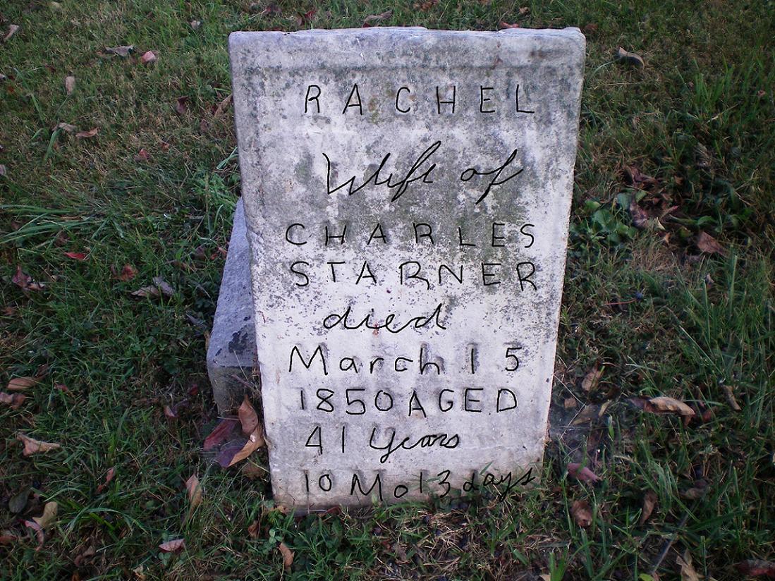 Rachel Starner