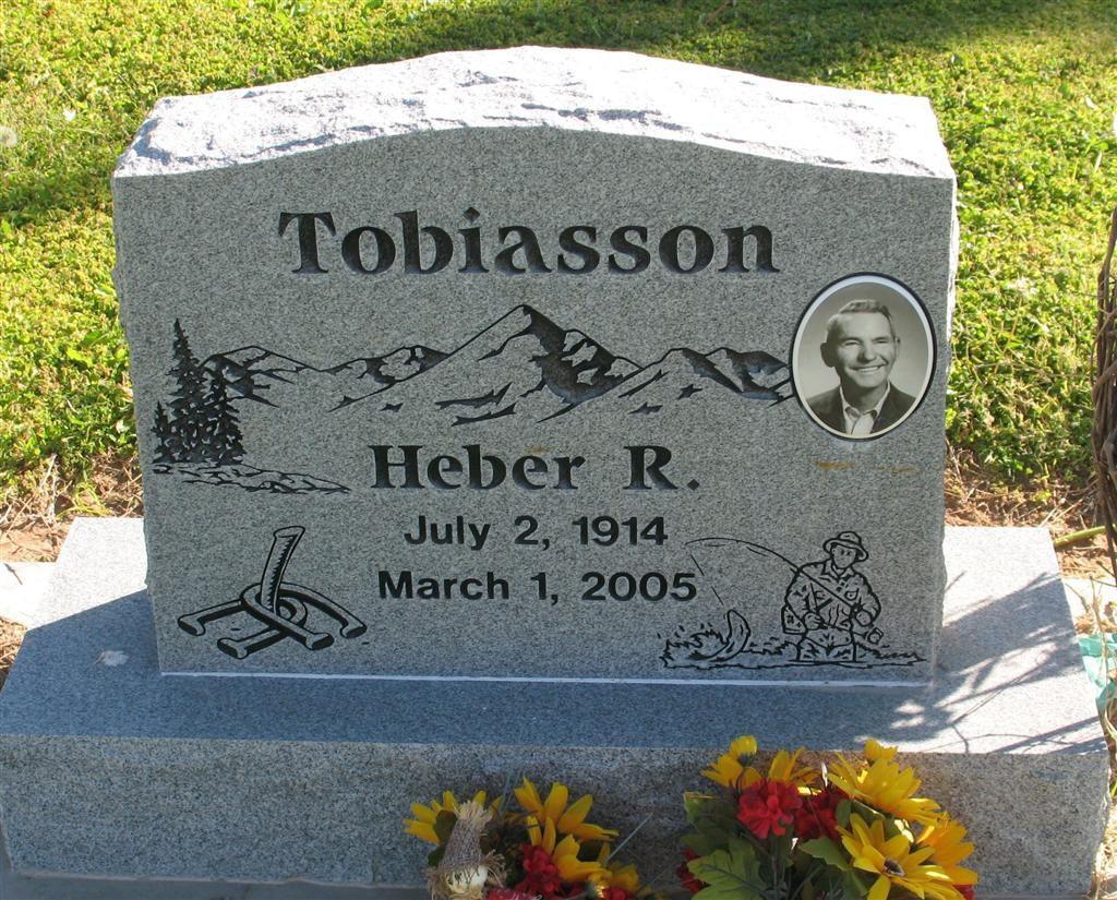 Heber Ralph Tobiasson