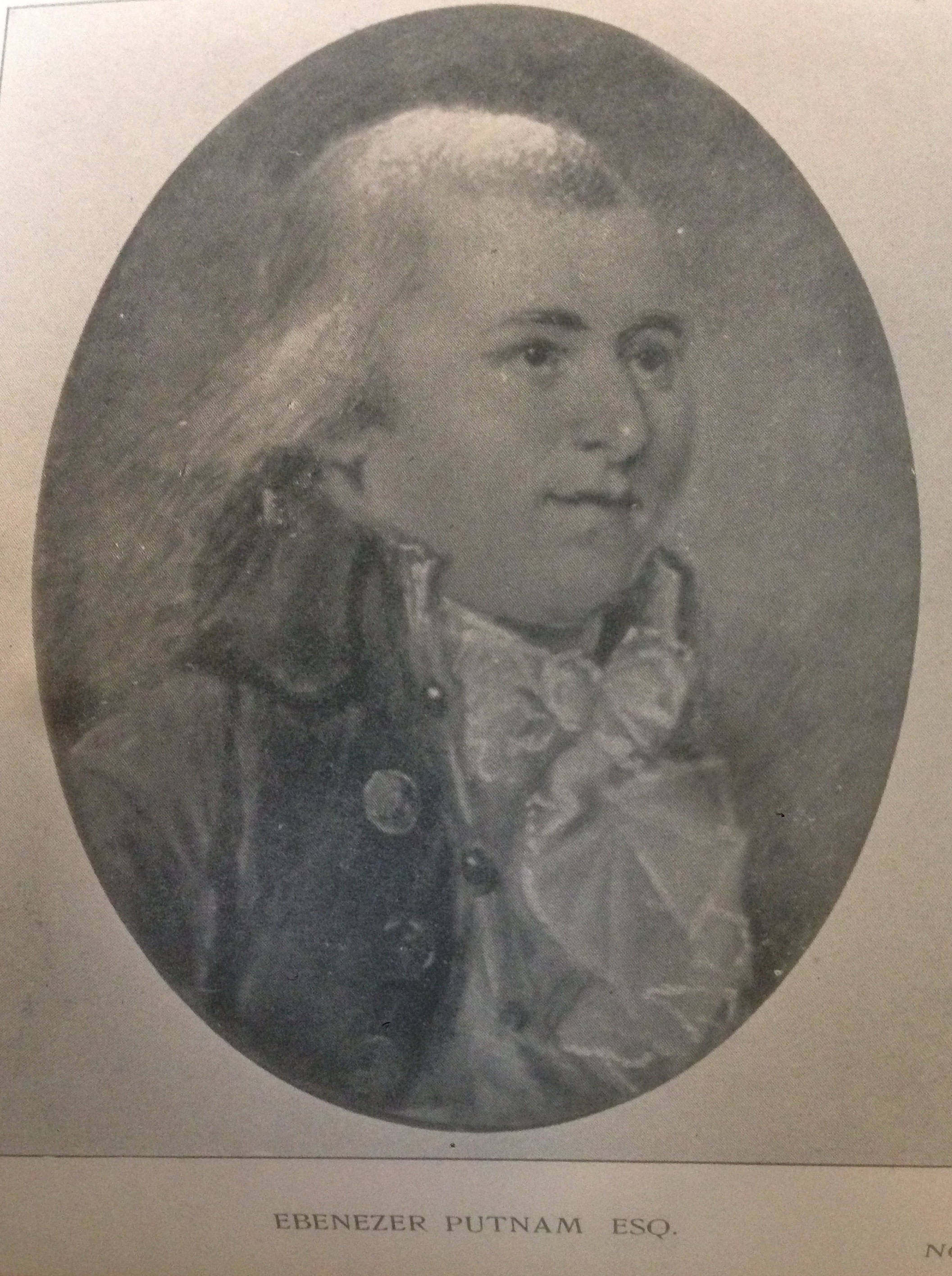 Ebenezer Putnam