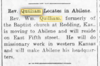 William Quilliam