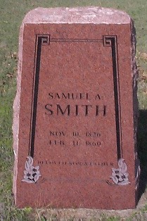Samuel Axley Smith