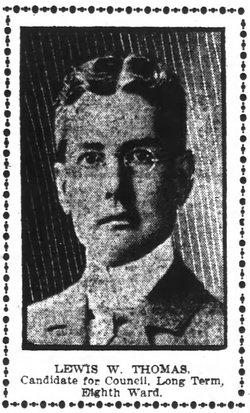 Lewis Mixon Thomas