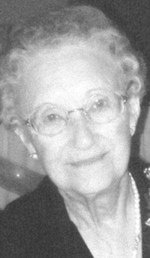 Lillian Leone Hendrickson