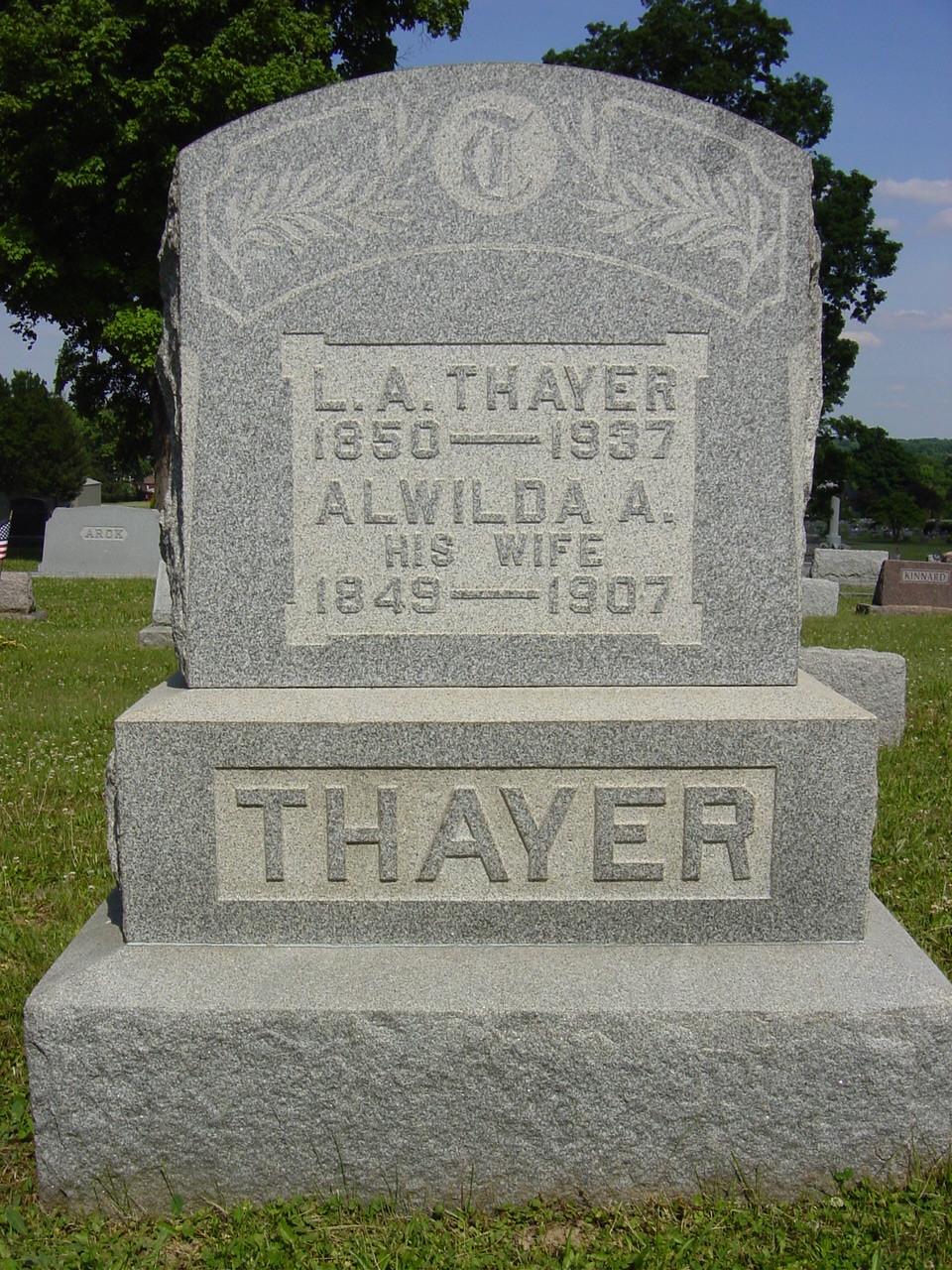 Ward Thayer
