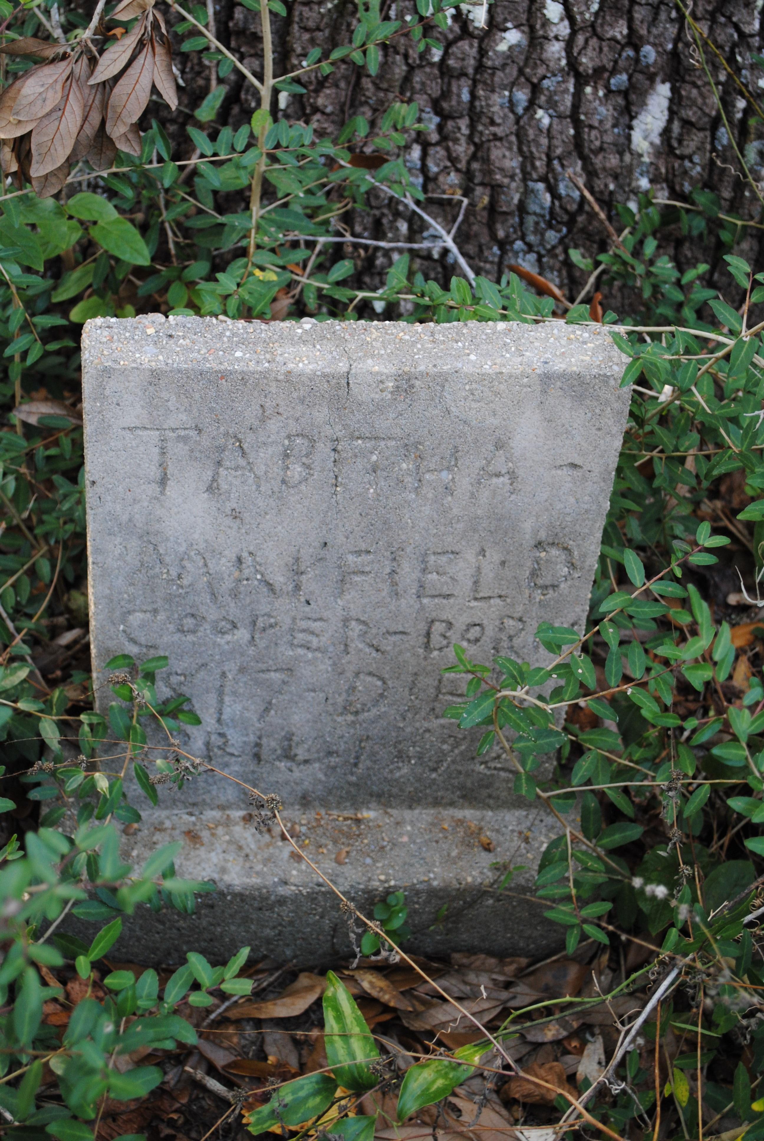 Tabitha Dorcas Mayfield