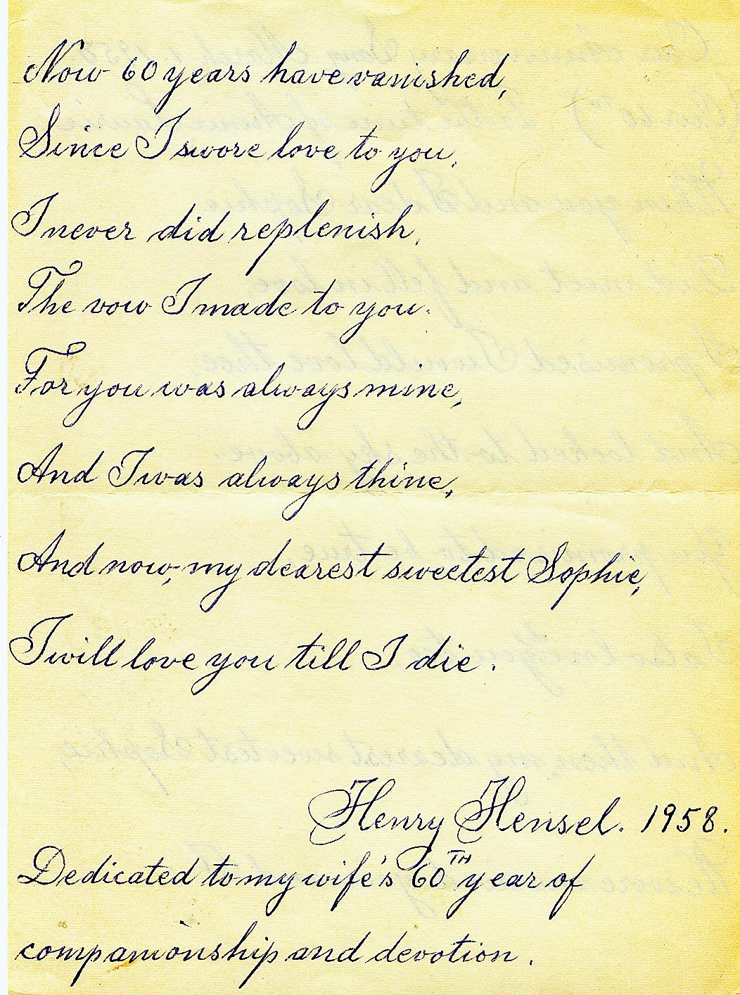 Arthur Hensel