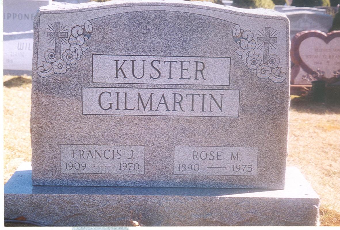 Frank Gilmartin