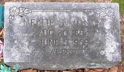 Nellie May Jones