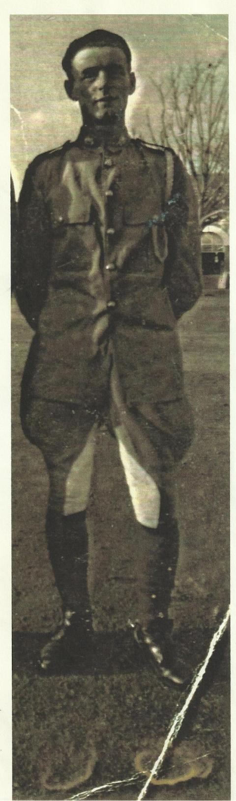 George William Woods
