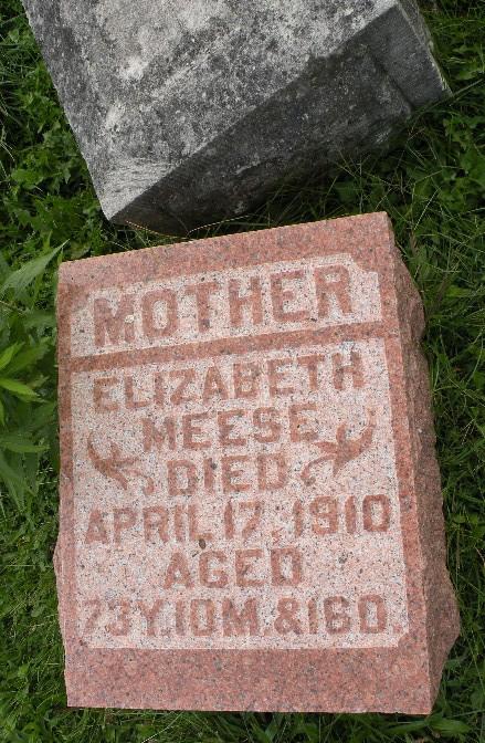 Elizabeth Meese