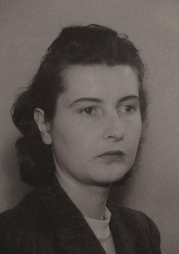 Johanna Susanna Van Der Vorst