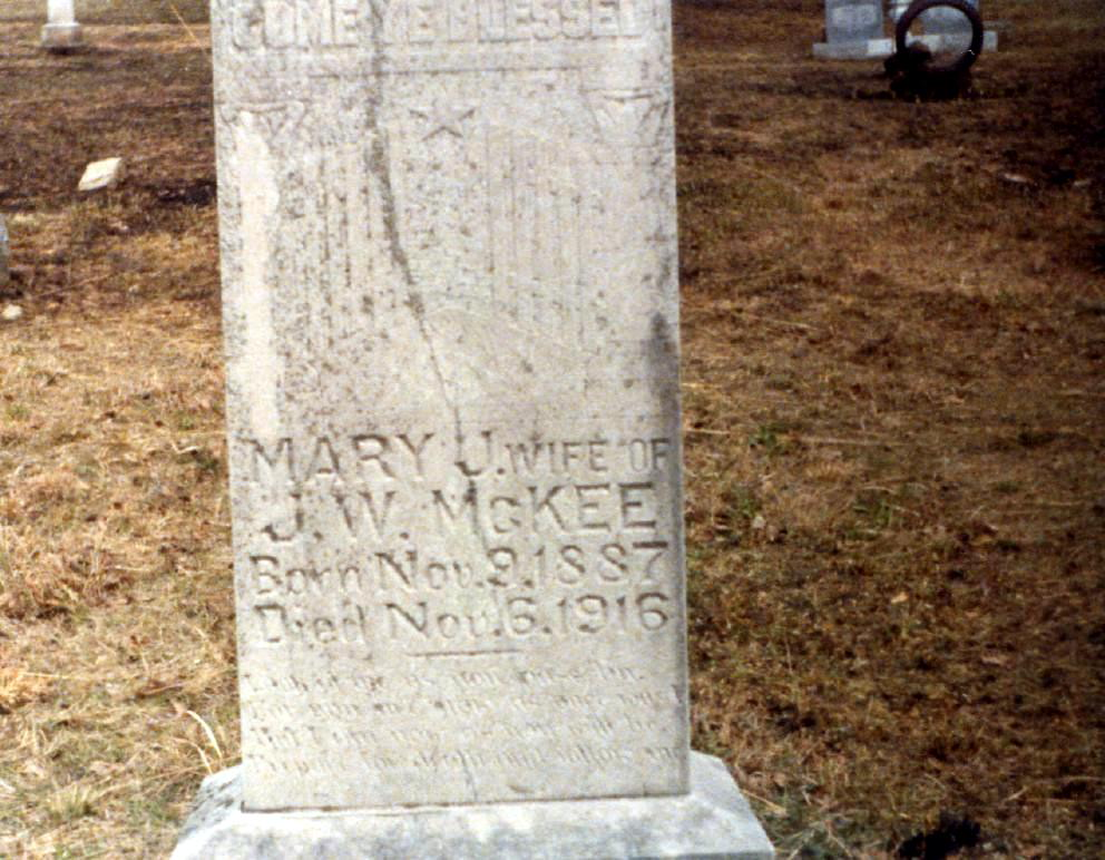 Mary Jane Manning