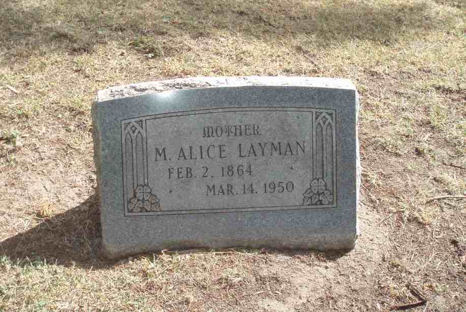 Alice Lhamon