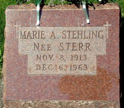 Marie Mary Sterr