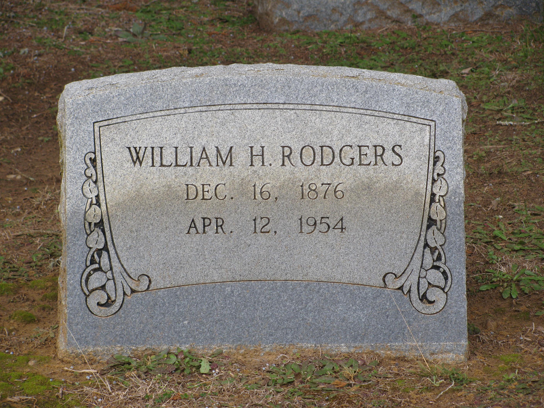 William Monroe Rodgers