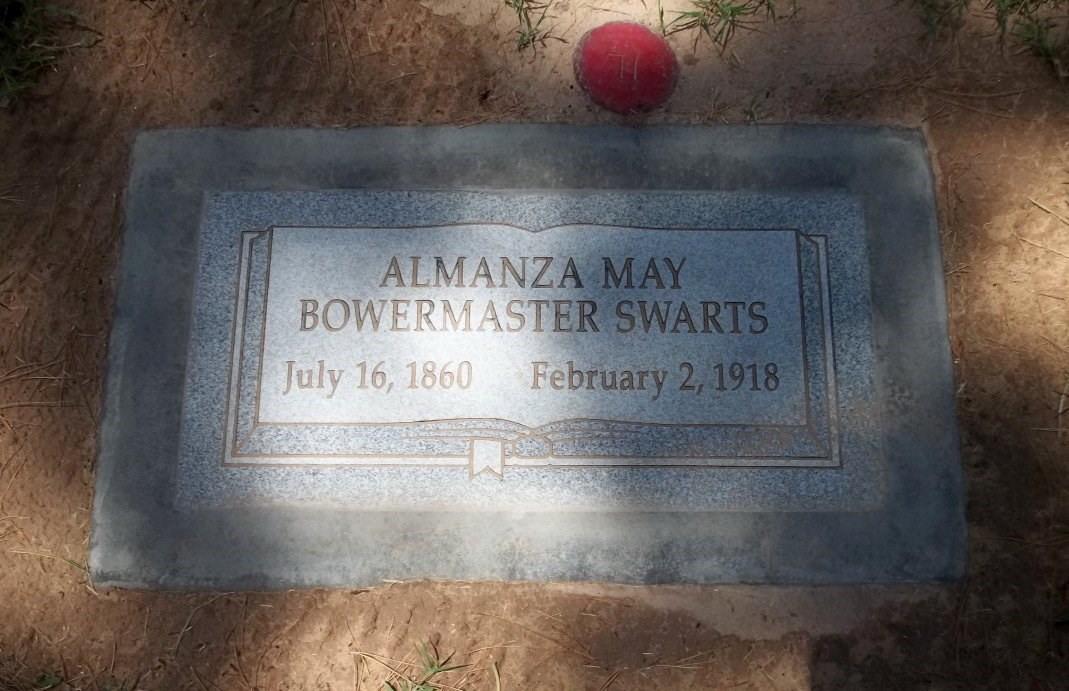 Almanza May Bowermaster