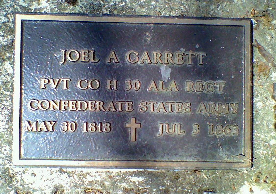 Joel Garrett