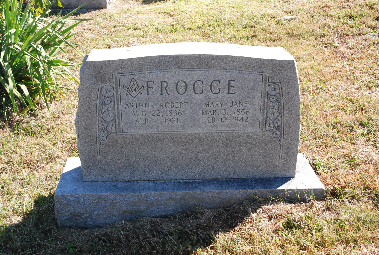 John G Frogge