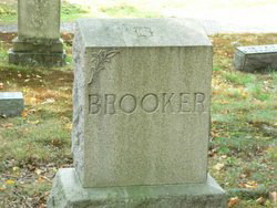 William James Brooker