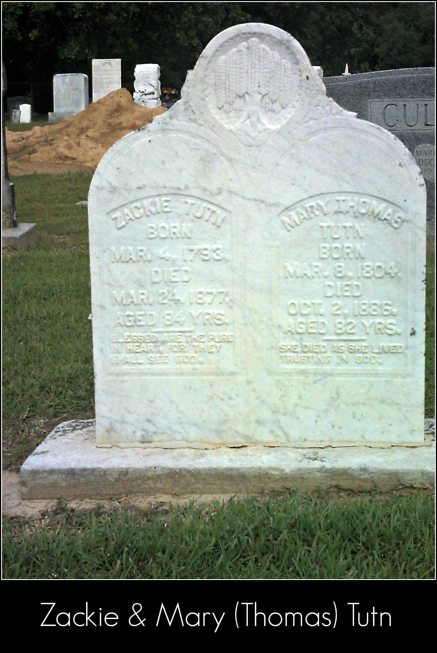 Mary Cushing Thomas