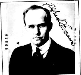 Oscar Evanson