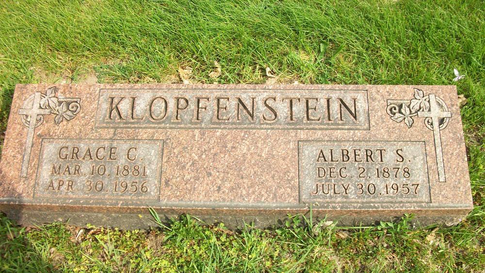 Fred Klopfenstein