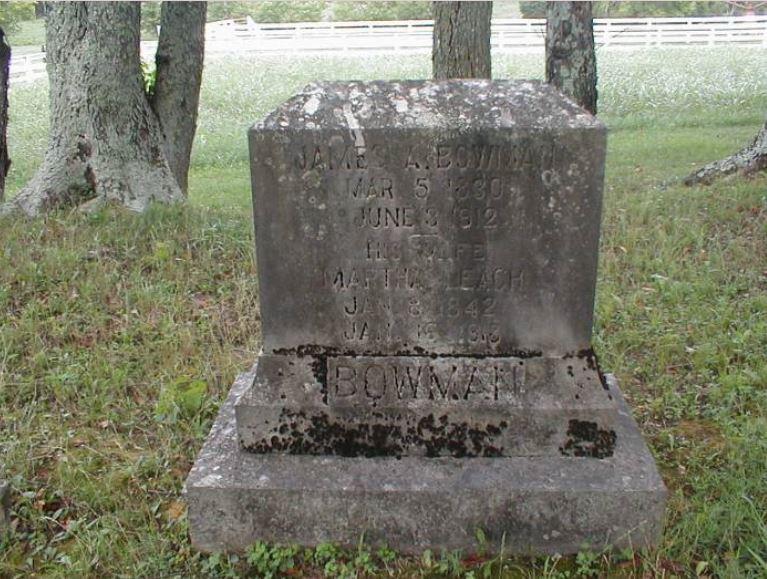 James Arnold Bowman