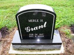 Merle Gwyneth Grant