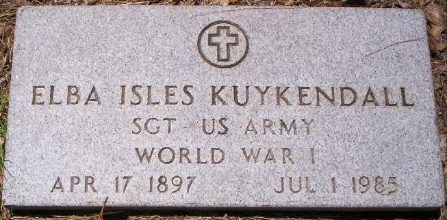 Elba Isle Kuykendall