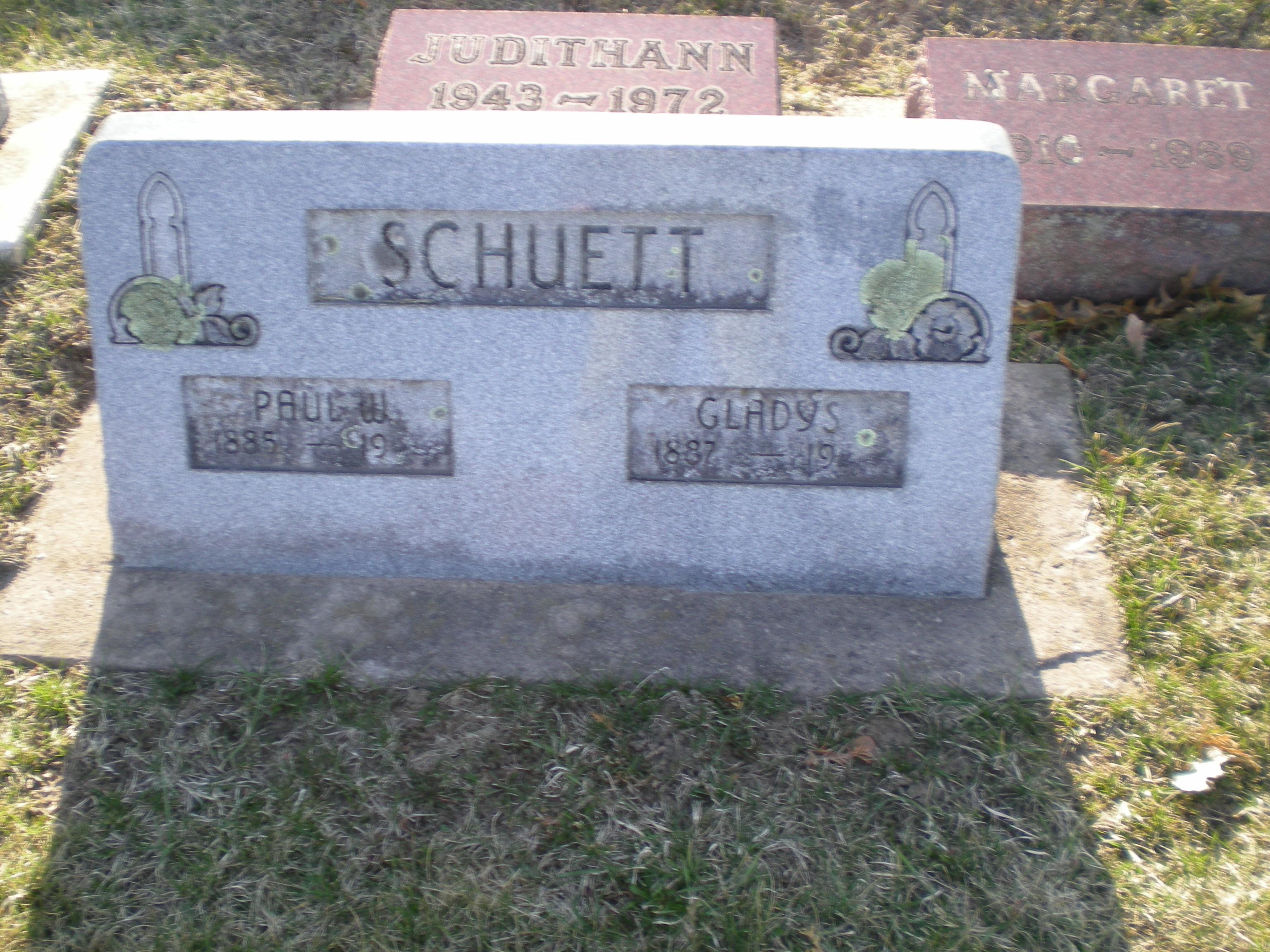 Paul Schuett