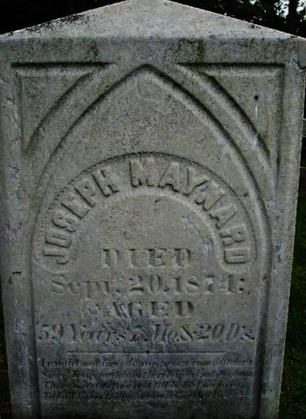 Joseph Maynard