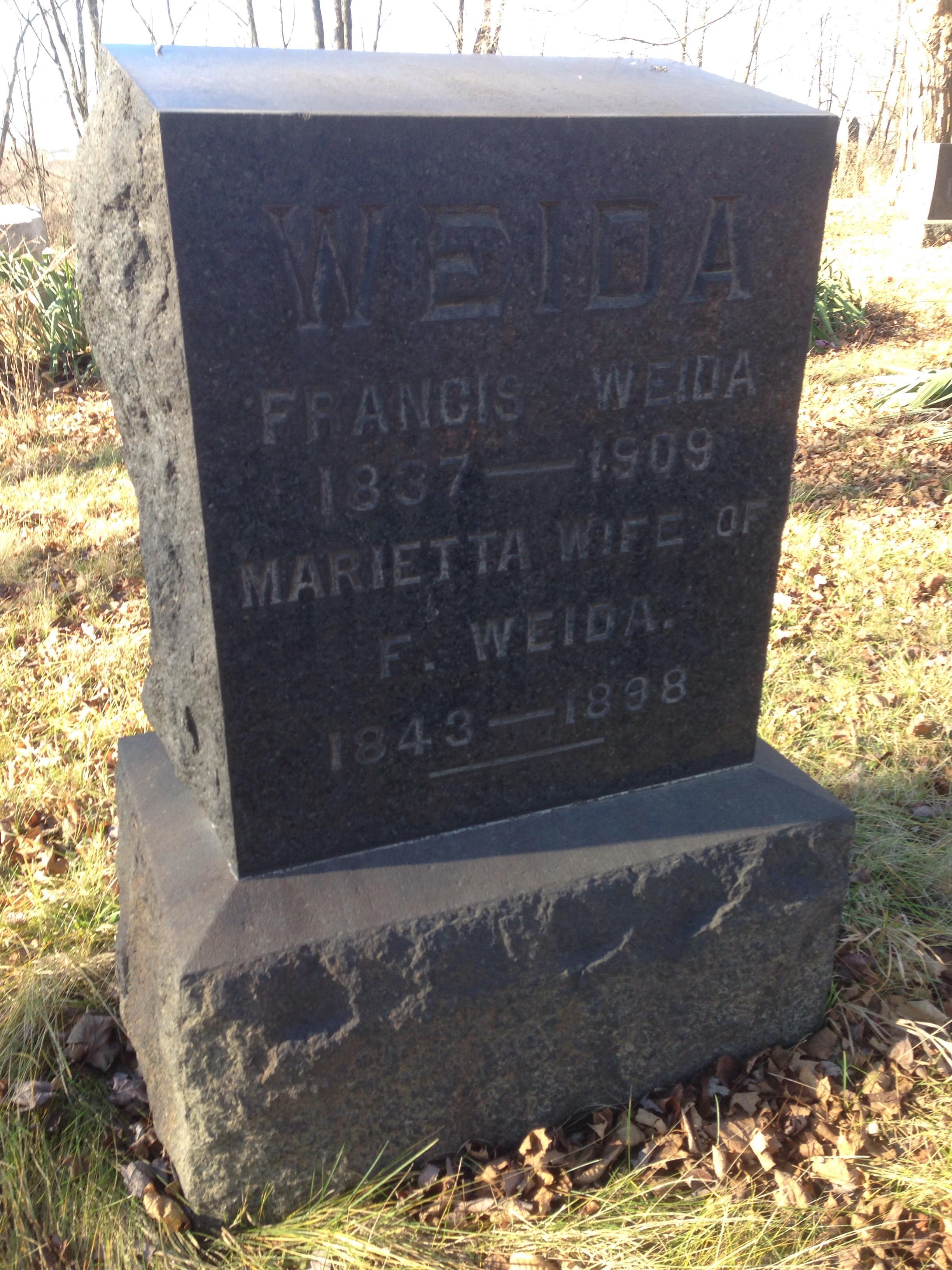 Francis Theal Wido