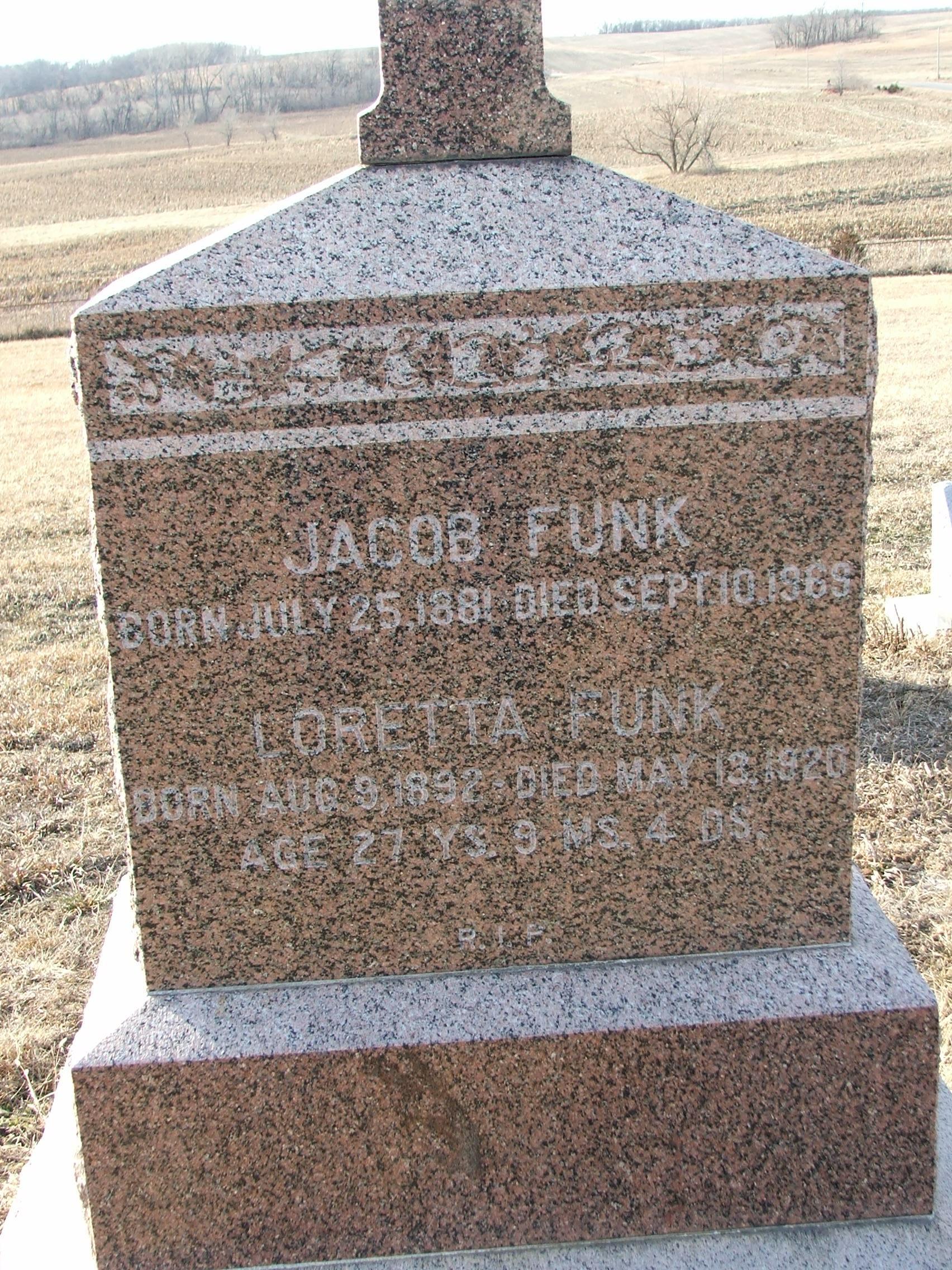 Fred C Funk