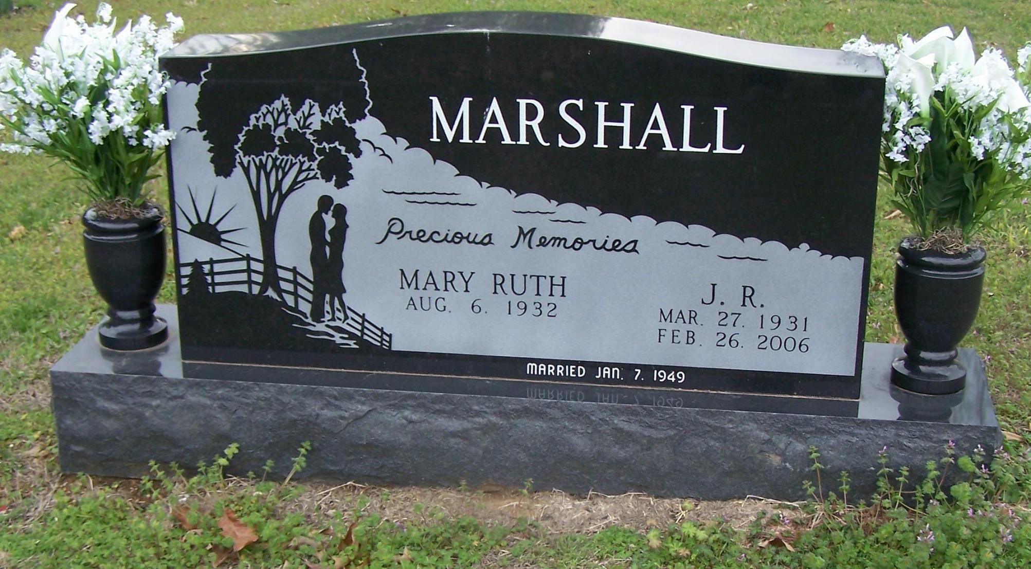 R J Marshall