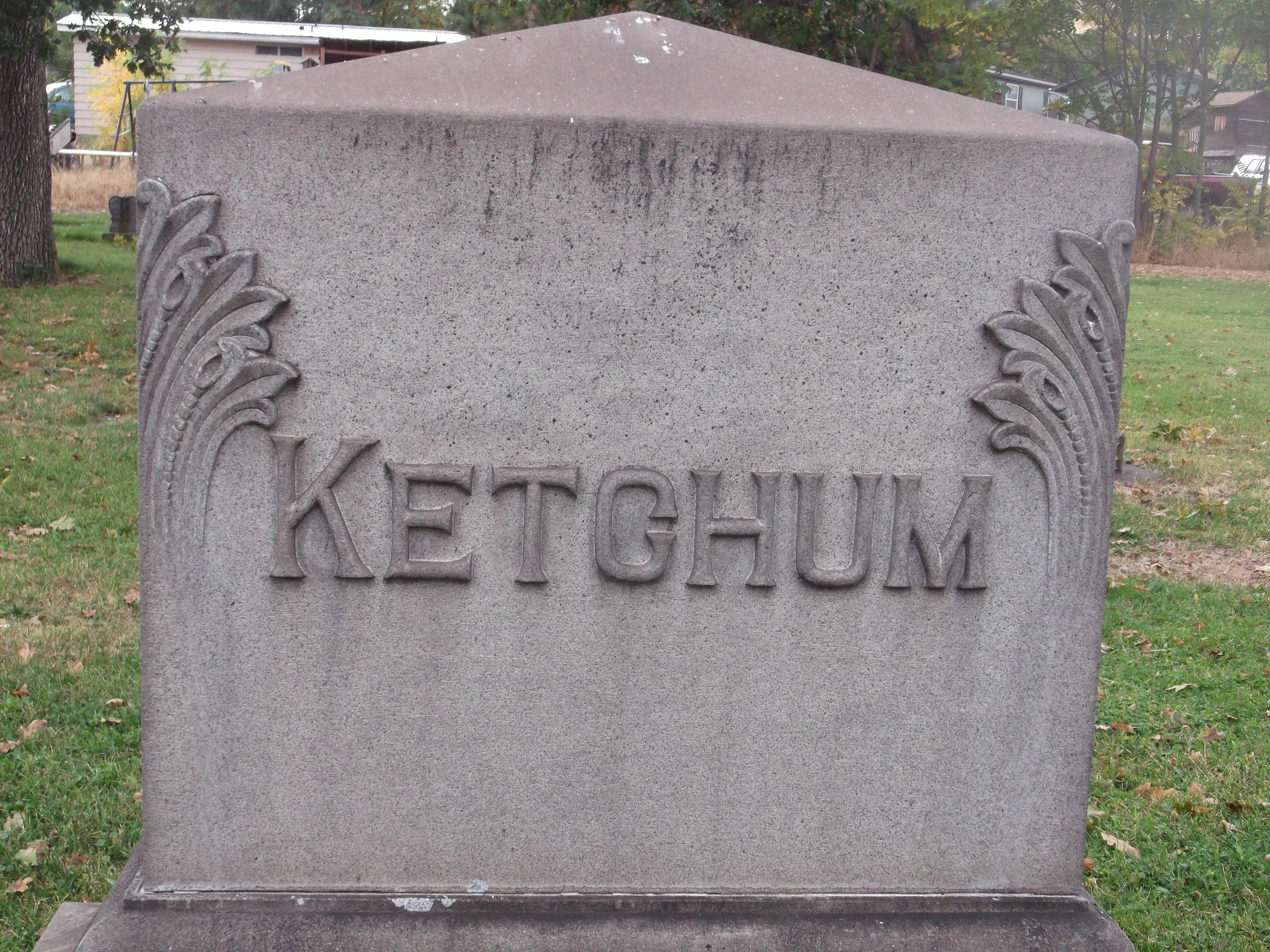 Kermit Lowell Ketchum