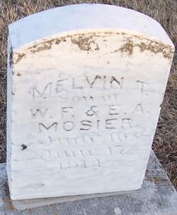 Melvin Loyd Mosier