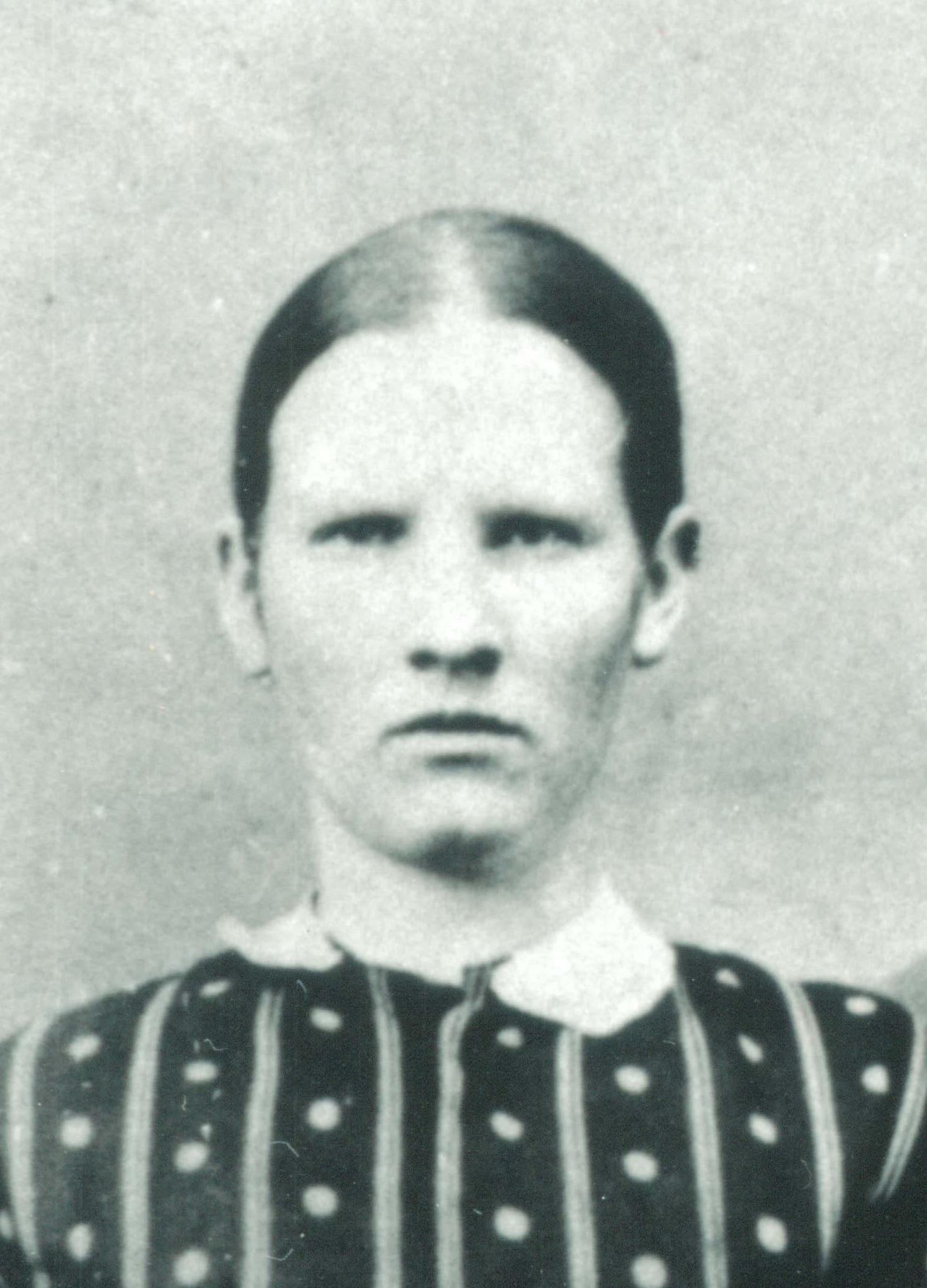 Mary Ann Bowker