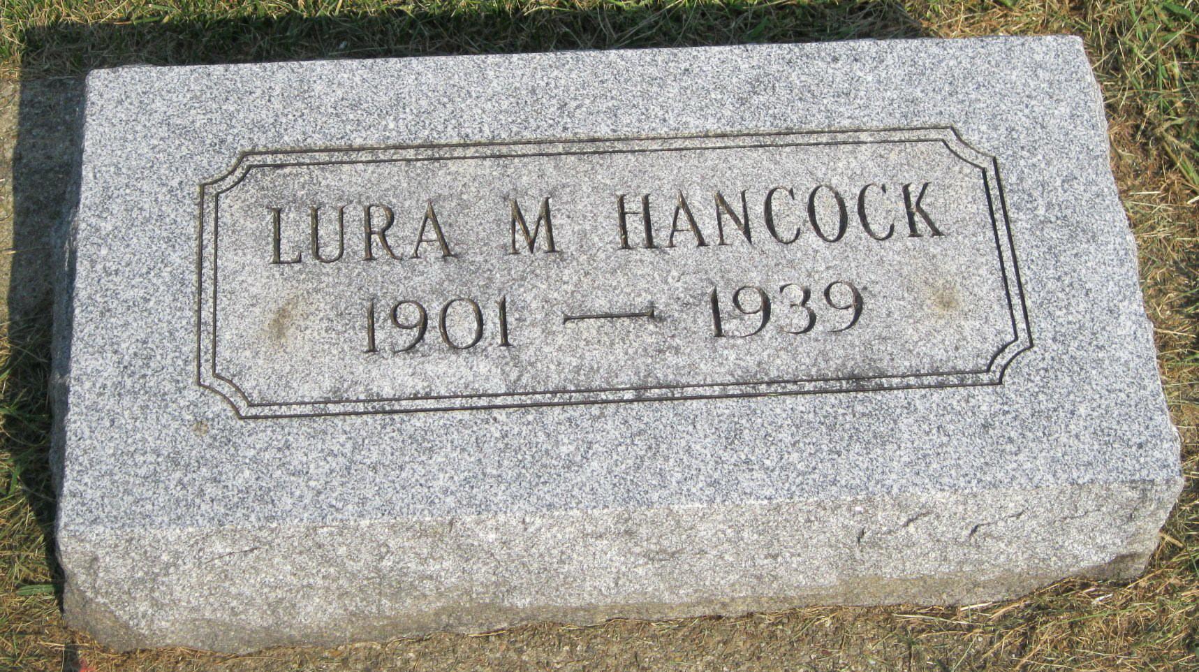 Annie Mae Hancock
