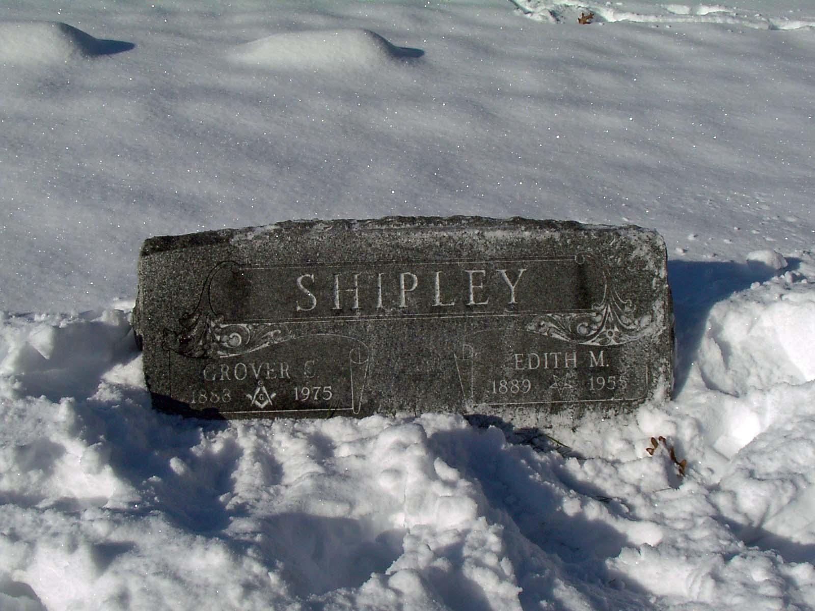 Grover Anderson Shipley