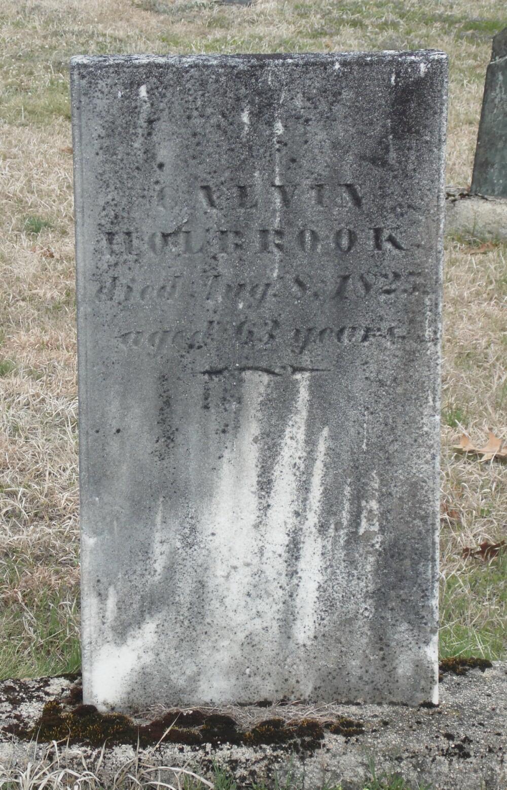 Calvin Holbrook