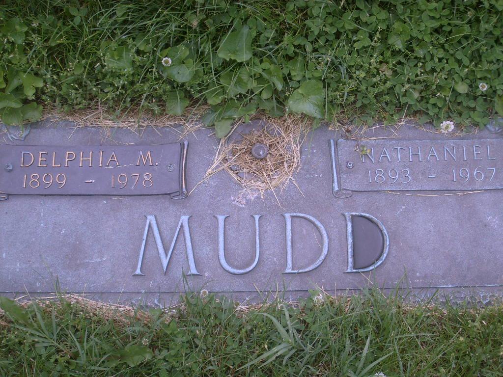 Nannie Mudd