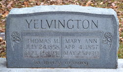 Thomas Miller Yelvington