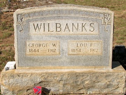 George W Wilbanks